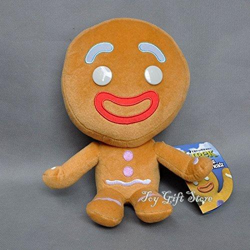 Shrek 4 Plush Doll Stuffed Toy Gingerbread Man