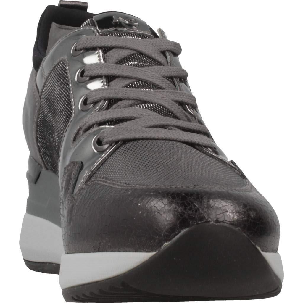 schwarz Giardini Damen Laufschuhe Farbe Grau Marke Modell Damen Laufschuhe Laufschuhe Damen A806610D Grau abcc38