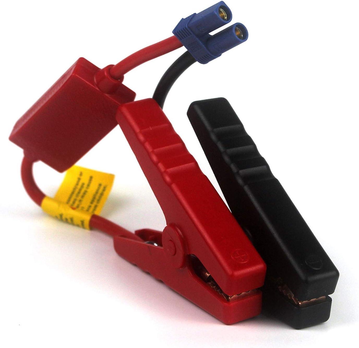 Aofan Cable de Arranque de bater/ía EC5 para Coche 12 V