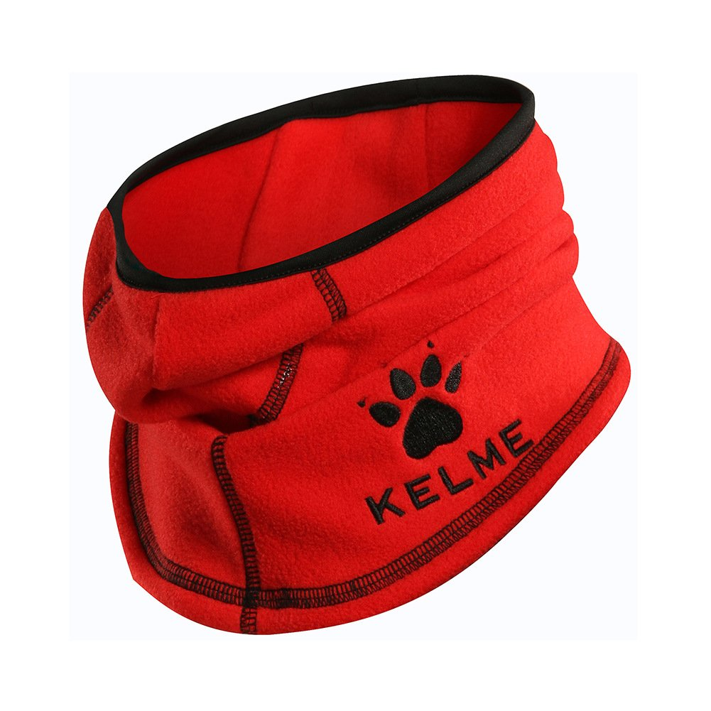 KELME Neck Gaiter Warmer Windproof Dust Double-Layer Face Mask for Adult /& Kids