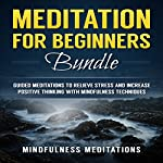 Meditation for Beginners Bundle: Guided Meditations to Relieve Stress and Increase Positive Thinking with Mindfulness Techniques |  Mindfulness Meditations