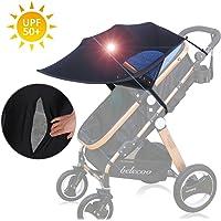 Mantas contra el sol para silla de paseo