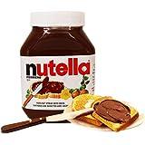 美国原装进口 Ferrero费列罗能多益NUTELLA 榛子巧克力酱950g 新版本