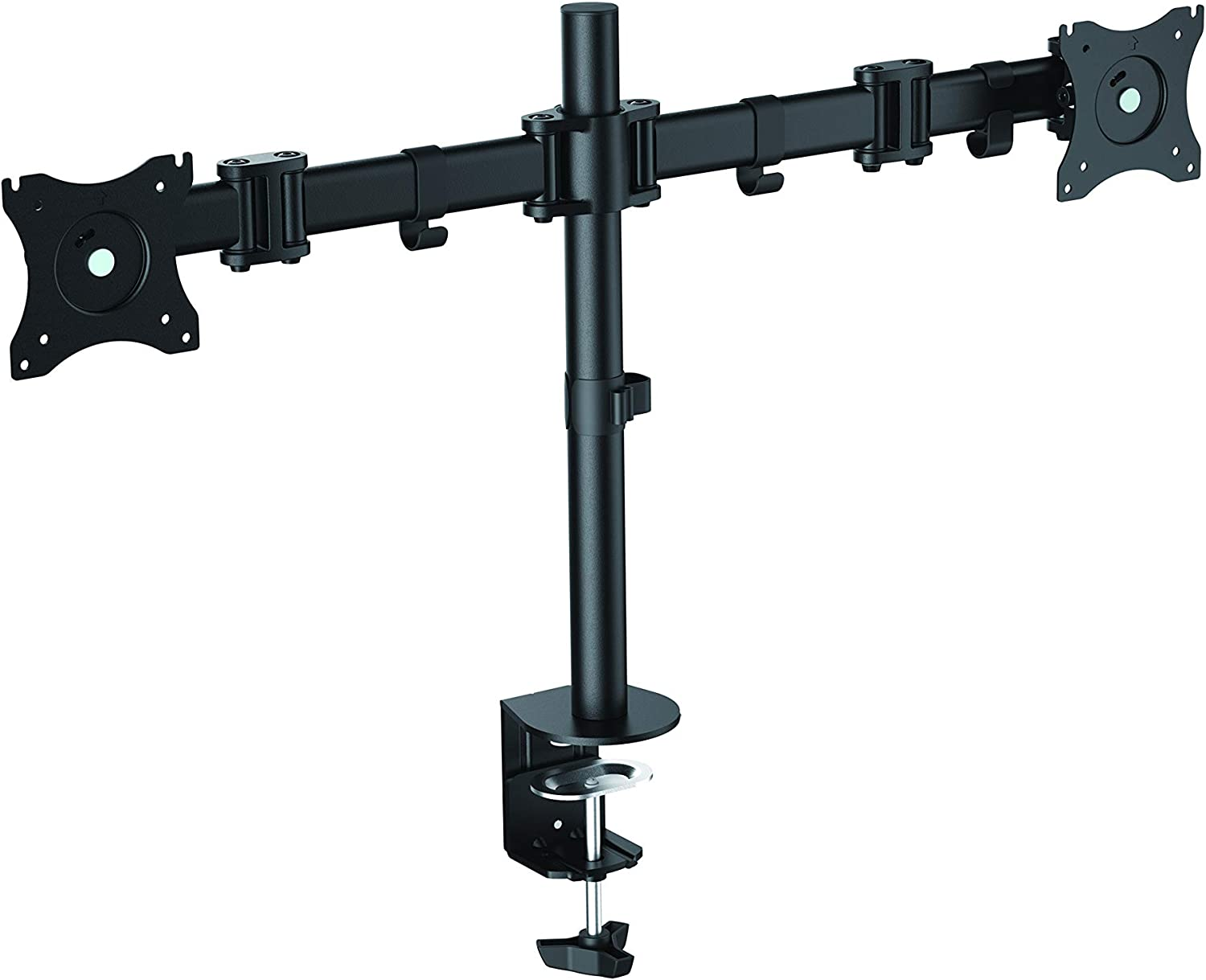 Rocelco Double Articulated Dual Monitor Arm
