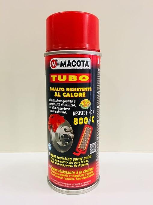 SPRAY ANTICALÓRICO 800ºC (MACOTA) - Oro metálico satinado: Amazon.es: Coche y moto
