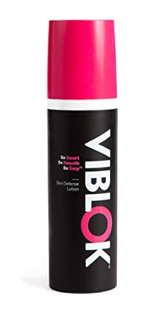 VIBLOK Skin Defense Post-Shave Lotion, 100 Non-toxic and Hypoallergenic, 1.7 Fluid Ounces