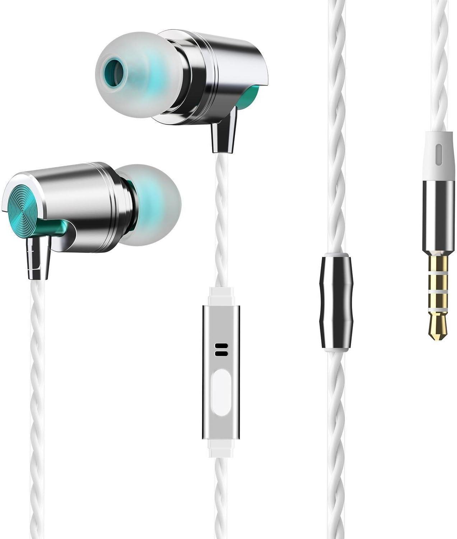 Kaimu General Stereo Metal in-Ear Earphones Earbuds Handsfree Sport Wired Headset