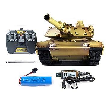 EXUVIATE RC Tank Cable Cargador USB Control Remoto Tanque Panzer 1 ...