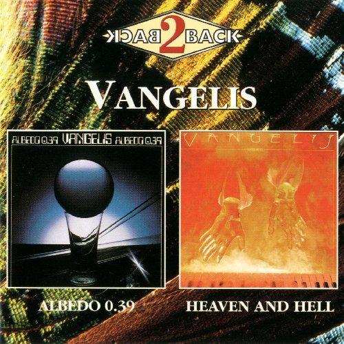Vangelis - Albedo 0.39 / Heaven And Hell By Vangelis (1995-03-24) - Zortam Music