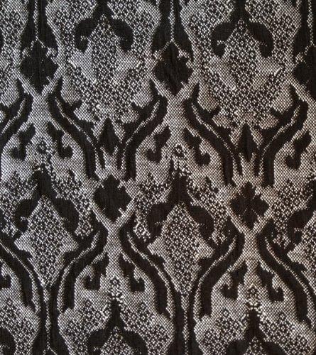 Blue Muster mit Jacquard und Banana Schwarz Etuikleid Grau wqgn4Rrwx