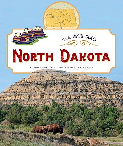 North Dakota (U.S.A. Travel Guides)