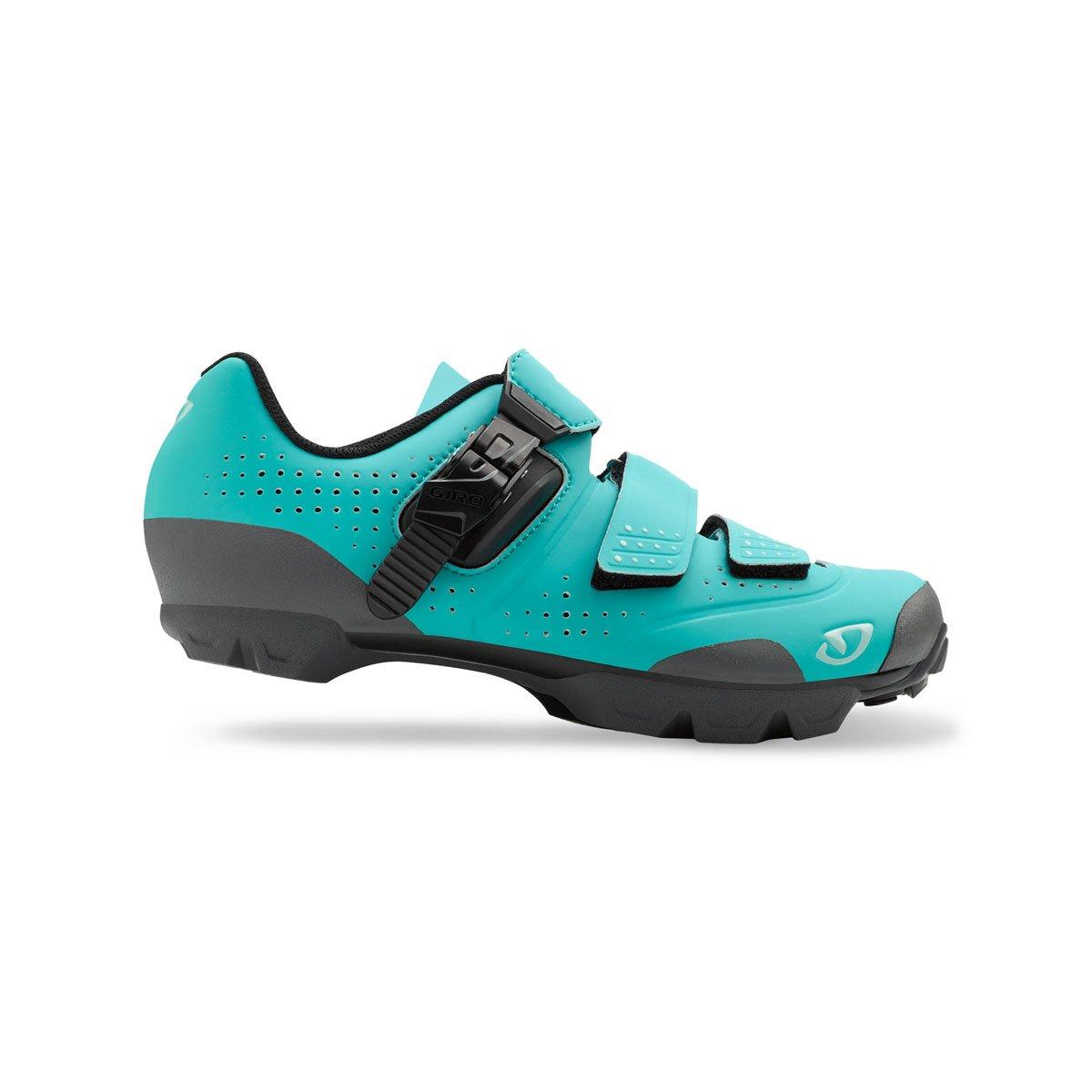 Giro Manta R Cycling Shoe - Women's Glacier/Titanium, 38.5 by Giro