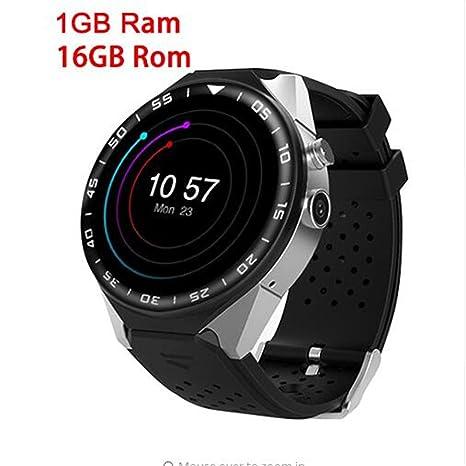 Amazon.com: 3 g s99 C Android Smart Watch 1 GB RAM 16 GB ROM ...