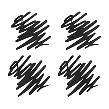 MoMA Scratch Coasters Set Of Four Naoki Ono and Yuuki Yamamoto