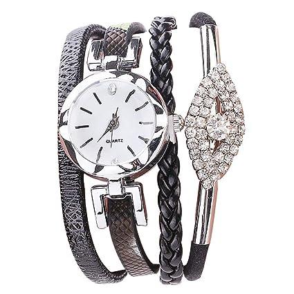 Relojes Mujer Elegante, ❤ Zolimx Mujeres de la Moda de Cuarzo Analógico Reloj de