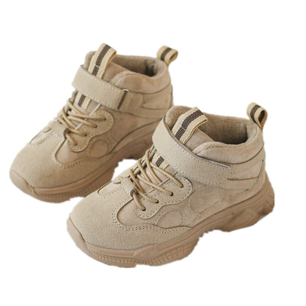 YSNJL Running Shoes for Kids Outdoor Hiking Athletic Sneakers