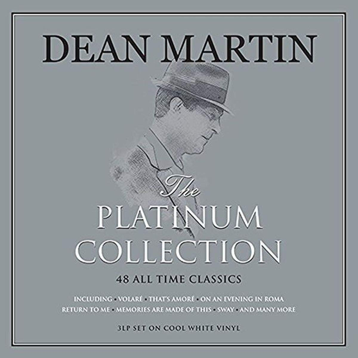 Weihnachtslieder Dean Martin.Platinum Collection