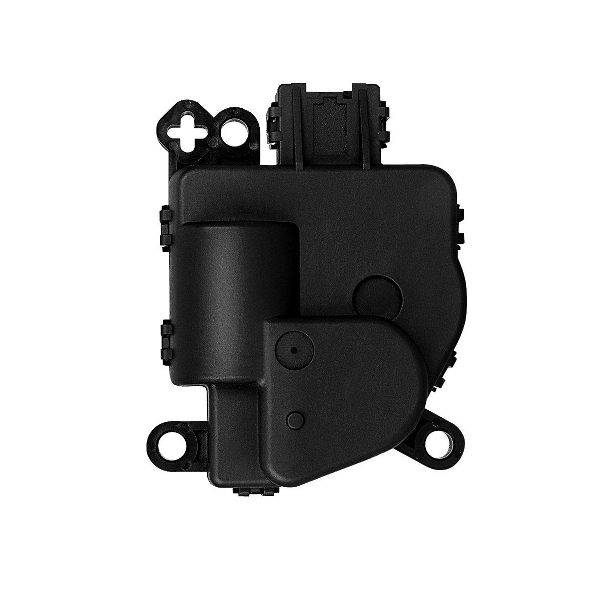 HVAC Air Door Actuator for 2011-2016 Ram 1500 | 2500 | 3500 | 4500 | 5500, 2009 2010 Dodge Ram 1500 | 2500 | 3500, Replaces# 604-005, 68089742AA PUENGSI