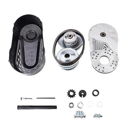 Amazon com: SUNROAD Go Kart Engine Torque Converter Clutch