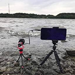 Amazon スマホカメラマイク Tikyskyビデオ マイク Dslr用 インタビューマイクiphone Androidフォンcanon Nikon ウィンド スクリーン付き 3 5mm 防風 カバー付き 外付けマイク 通販