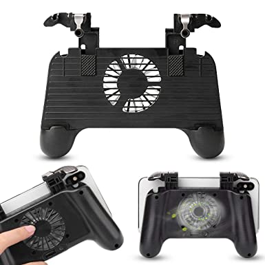 Pakesi Mobile Game Controller for PUBG 4-in-1 Upgrade