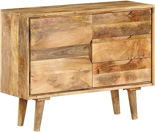 Meubles en bois massif Amazon de style meuble de rangement
