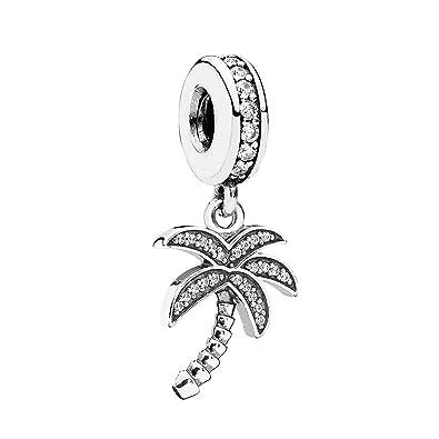Amazon pandora charm pendant sparkling palm tree 791540cz jewelry pandora charm pendant sparkling palm tree 791540cz aloadofball Gallery