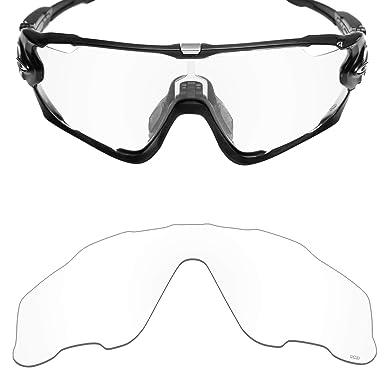 89fdff33cf Mryok+ Polarized Replacement Lenses for Oakley Jawbreaker - HD Clear