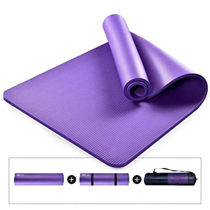 Amazon.com: MXDCYYJD Yoga Mat, Non-Slip Environmentally ...