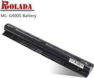 L12L4E01Z Laptop Battery Replacement for Lenovo IdeaPad G400S G410S G500S S410P S510P Z710 Touch Z40-70 Z50-70 Z70 G40-70 G50-45 G50-70 G50-80;P/N: L12L4E01 L12S4A02 L12L4A02 L12M4A02 L12M4E01