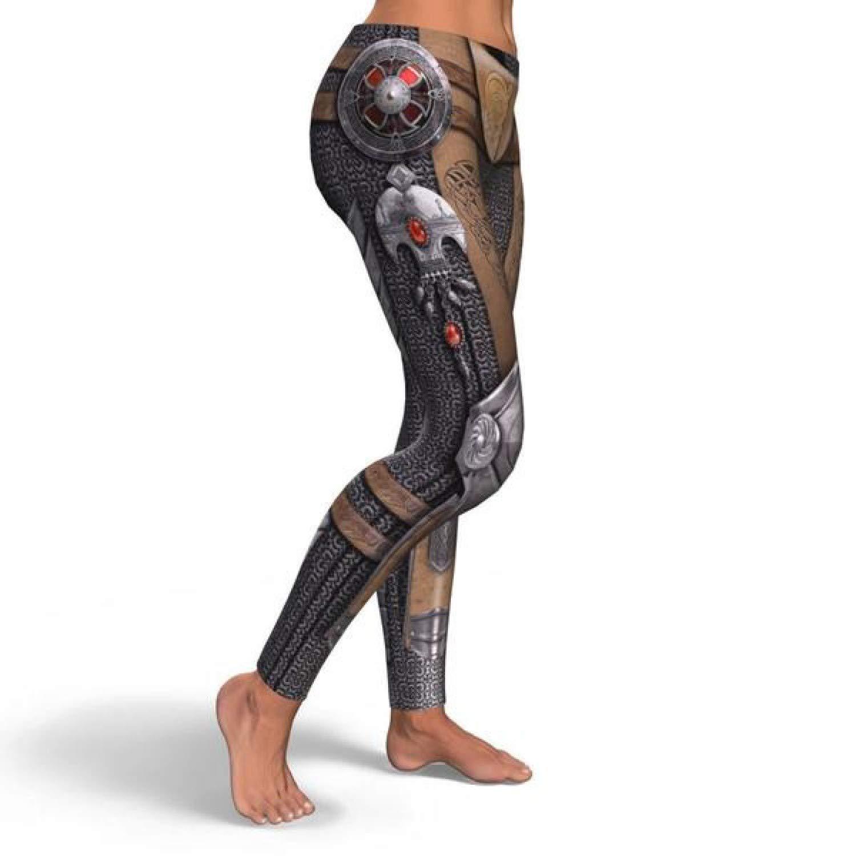 wills1mulisha Lady Warrior Handmade Leggings