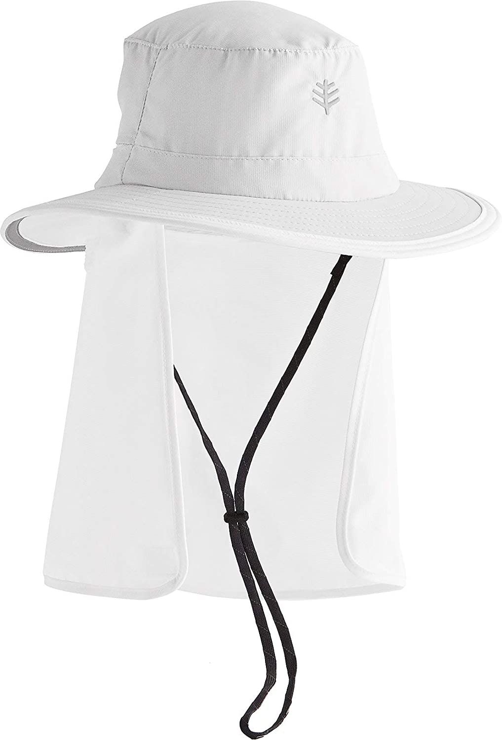 72cd90ecf Coolibar UPF 50+ Women's Men's Convertible Boating Hat - Sun Protective