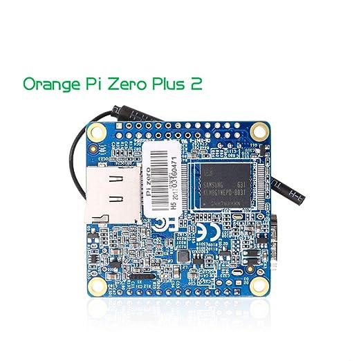 Amazon com: Taidacent Orangepi Zero plus2 H5 A53 Development