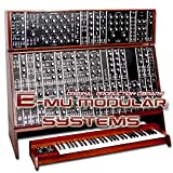 E-mu MODULAR SYSTEMS - THE King of Dance - Large Original 24bit Multi-Layer WAVe/Kontakt Samples/Loops Studio Library on DVD or download