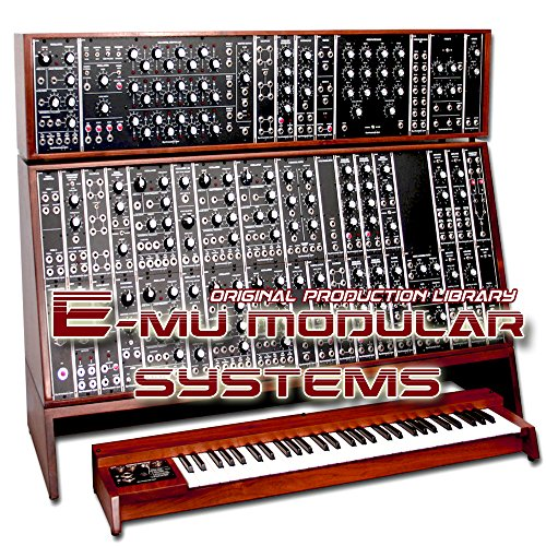 E-mu MODULAR SYSTEMS - THE King of Dance - Large Original 24bit Multi-Layer WAVe/Kontakt Samples/Loops Studio Library on DVD or download by SoundLoad