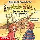 Der versunkene Piratenschatz (Die Nordseedetektive 5) Hörbuch von Bettina Göschl, Klaus-Peter Wolf Gesprochen von: Robert Missler