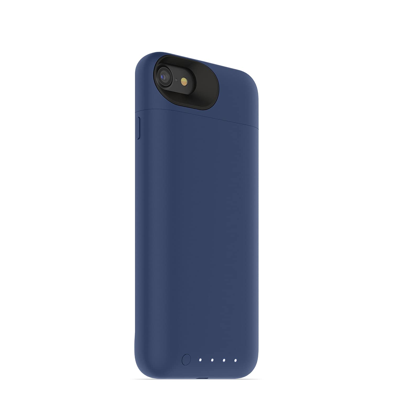 Charge Force Wireless Power Blue Wireless Charging Protective Battery Pack Case for iPhone 8 and iPhone 7 mophie juice pack wireless