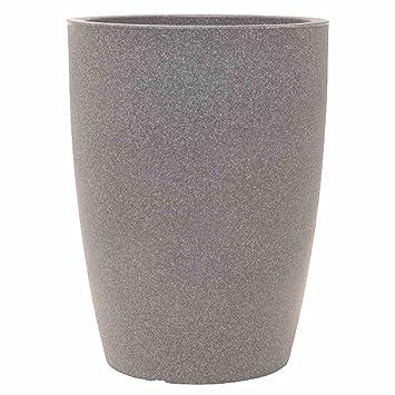 Schön PP-Plastic Blumentopf Verona, Kunststoffbehälter für Pflanzen  AD39