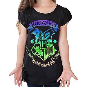 ea08ee64c Amazon.com  Harry Potter Big Girls  Fashion T-Shirt Shirt