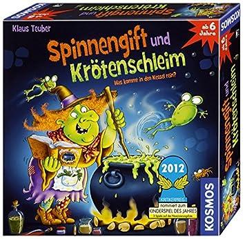 a4f0537c7f6d3d Kosmos 6986520 - Spinnengift und Krötenschleim: Was kommt in den Kessel  rein?
