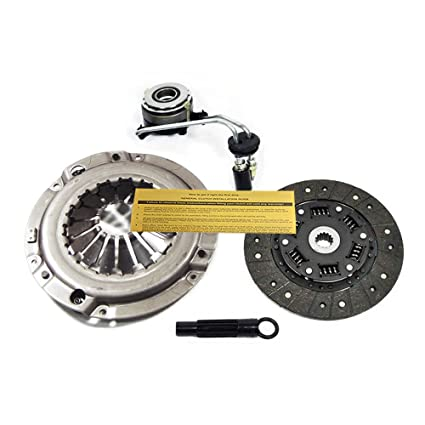 Amazon EFT CLUTCH KIT With SLAVE CYL 96 99 CAVALIER GRAND AM SUNFIRE 24L QUAD4 ENGINE Automotive