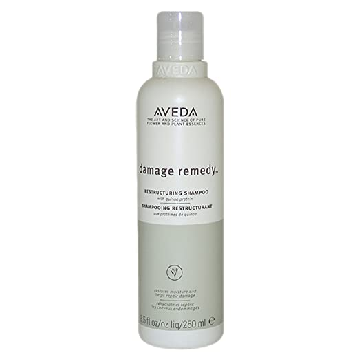 Guide to the Best Shampoo for Each Hair Type | Aveda Damage Remedy, Restructuring Shampoo | Hairstyle on Point