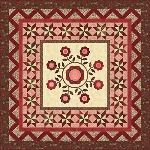 Betsy Chutchian Harriet's Handwork 1820-1840 Gather Round Quilt Kit Moda Fabrics KIT31570