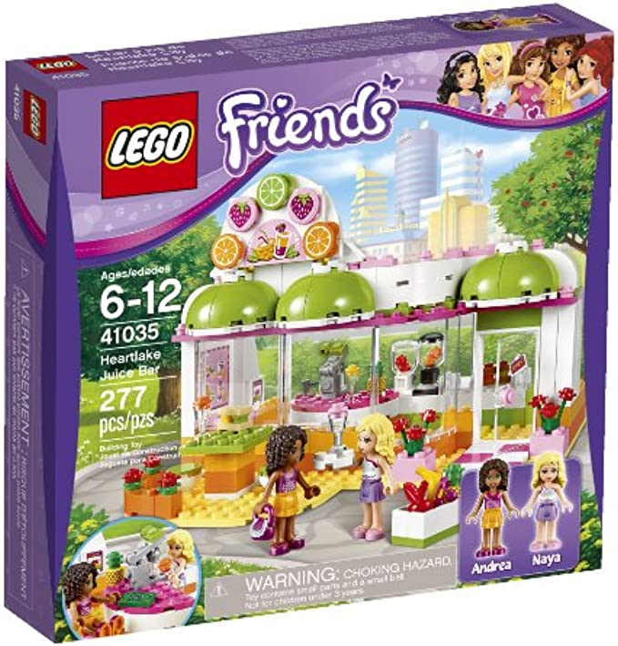 LEGO Friends 41035 Heartlake Juice Bar