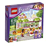 juice bar toys - LEGO Friends 41035 Heartlake Juice Bar