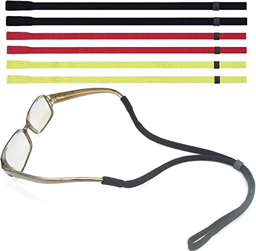 Adjustable eyeglasses strap rope sunglasses neck cord glasses striG$