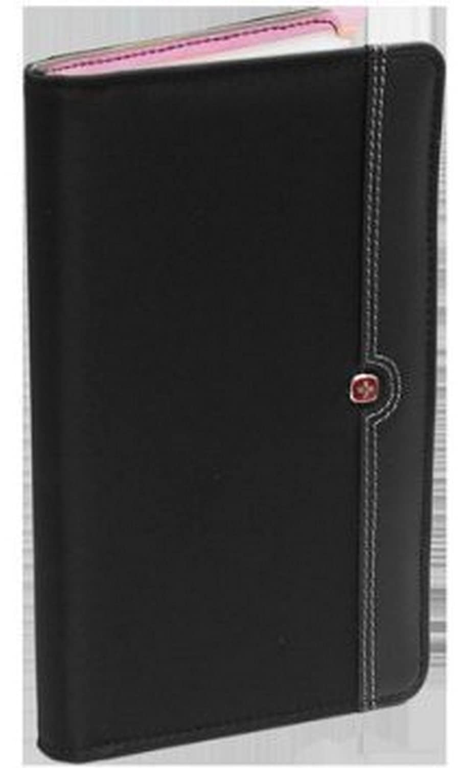 Amazon.com : SWISS ARMY Rhea 120 Card File by Wenger : Business Card ...