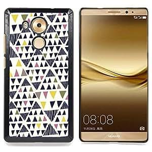 - Modern Art Geometrical Triangle - - Monedero pared Design Premium cuero del tir???¡¯???€????€????????????