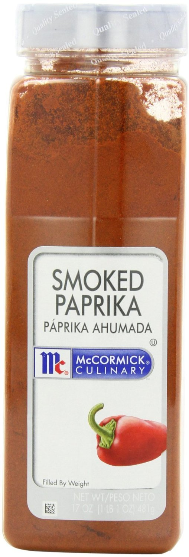 McCormick: Smoked Paprika 17 Oz (2 Pack)