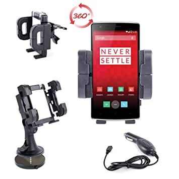 Soporte 3 en 1 para automóvil para/Smartphone OnePlus One ...